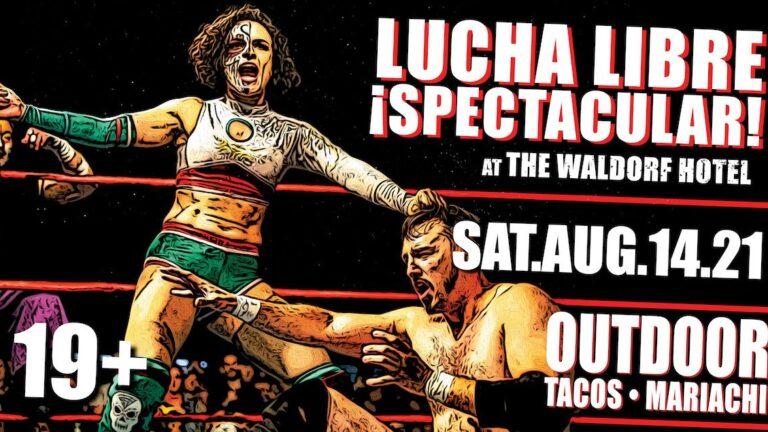 Lucha Libre Spectacular 2021