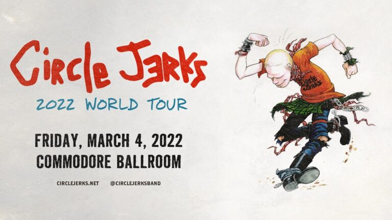 Circle Jerks – 40th Anniversary Reunion Tour