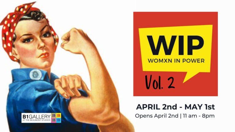 Womxn In Power Vol.2